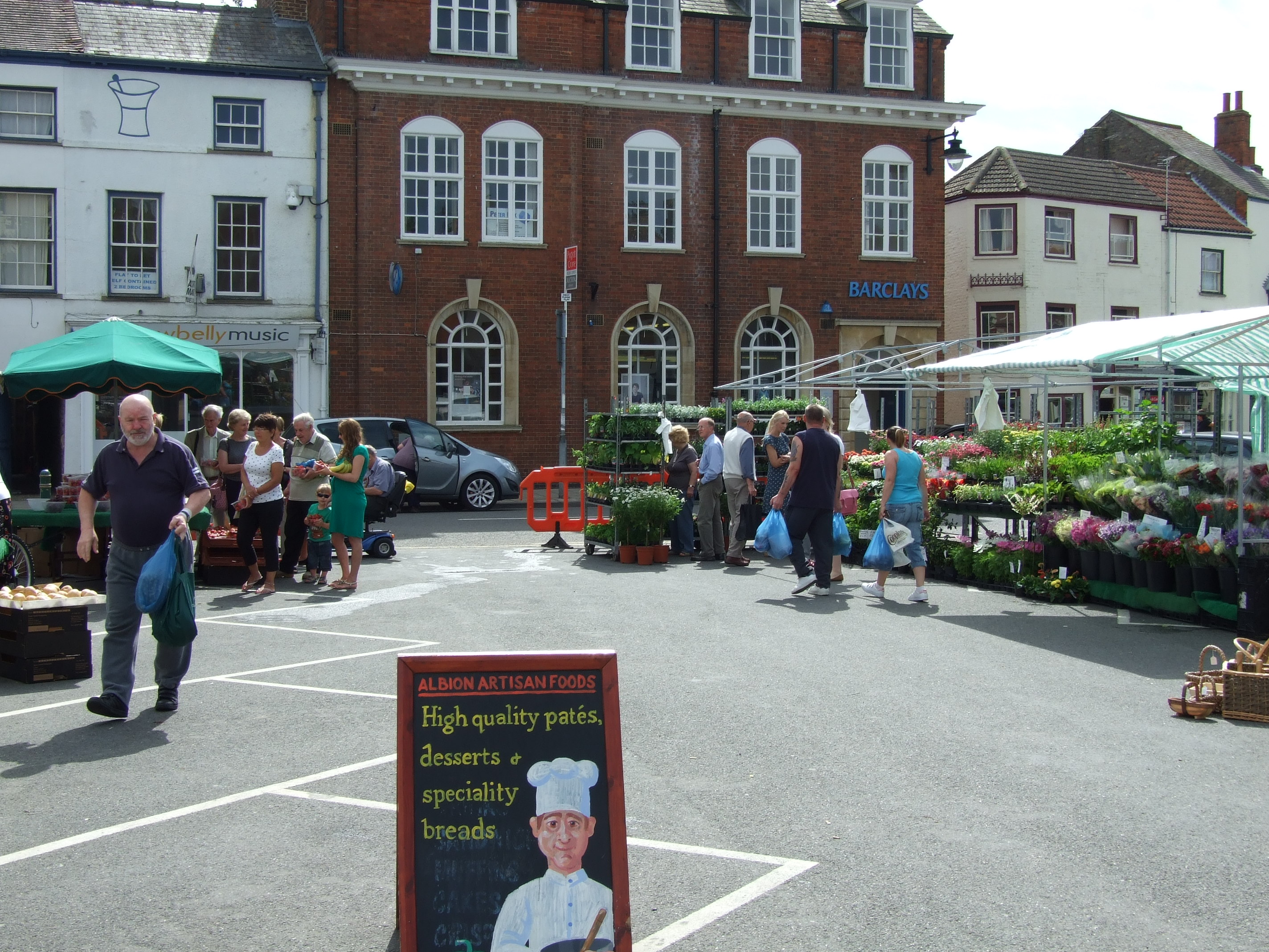 Picture of Alford Town Market